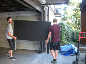 Furniture removalists Kirribilli